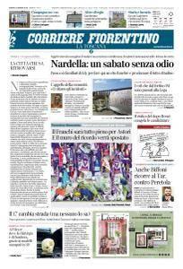 Corriere Fiorentino La Toscana - 10 Marzo 2018