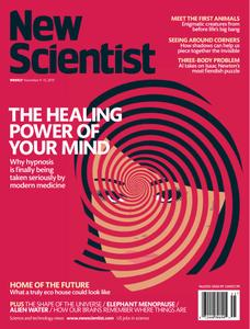 New Scientist - November 09, 2019