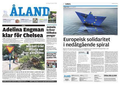 Ålandstidningen – 30 juni 2018