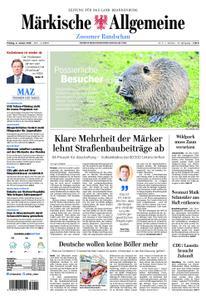 Märkische Allgemeine Zossener Rundschau - 04. Januar 2019
