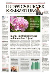 Ludwigsburger Kreiszeitung LKZ - 18 Mai 2021