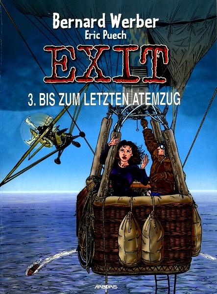 Exit - Band 3 - Bis Zum Letzten Atemzug