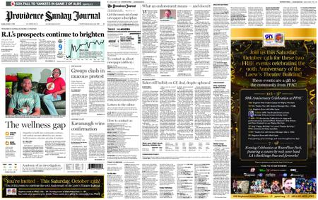 The Providence Journal – October 07, 2018