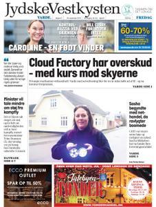 JydskeVestkysten Varde – 29. november 2019