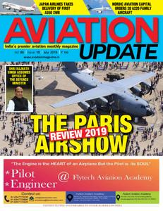 Aviation Update - July 2019
