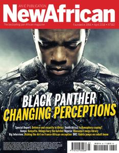 New African - April 2018