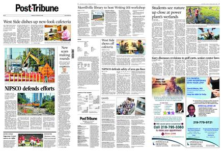 Post-Tribune – October 08, 2018