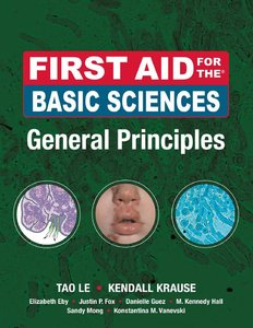 First Aid for the Basic Sciences General Principles (repost)