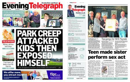 Evening Telegraph First Edition – June 06, 2019