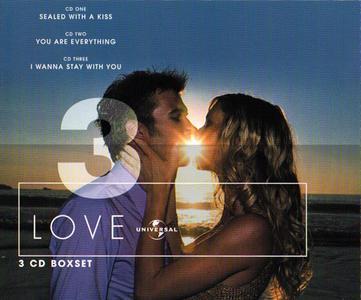 VA - Love (3CD) (2003) {Universal Music Europe}
