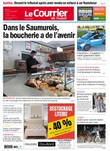 Le Courrier de l'Ouest Saumur – 26 octobre 2021