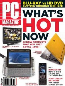 PC Magazine October 03 2006
