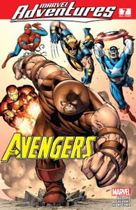 Marvel Adventures The Avengers 007 2007 Digital Shadowcat