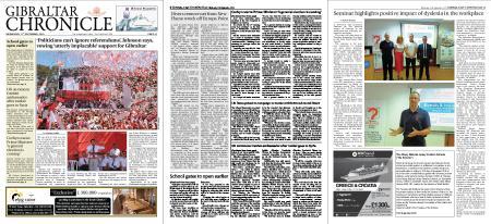 Gibraltar Chronicle – 11 September 2019