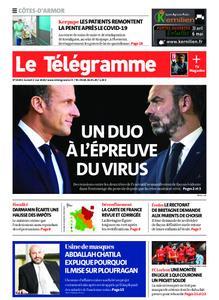 Le Télégramme Guingamp – 02 mai 2020