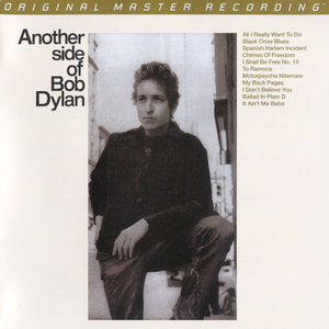 Bob Dylan - Another Side Of Bob Dylan (1964) [MFSL 2012] PS3 ISO + Hi-Res FLAC / RE-UP