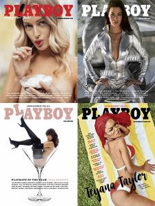 Playboy USA - Full Year 2018 Collection