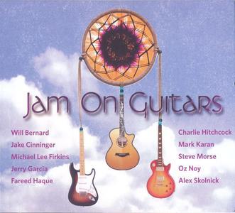 VA - Jam On Guitars (2009) {Magnatude}