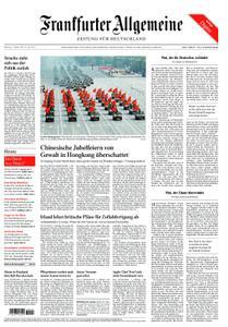 Frankfurter Allgemeine Zeitung F.A.Z. - 02. Oktober 2019