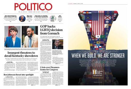 Politico – June 16, 2020