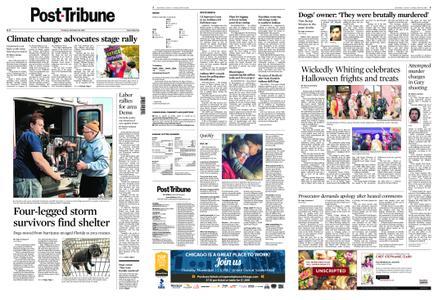 Post-Tribune – October 30, 2018