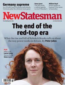 New Statesman - 11 - 17 July 2014
