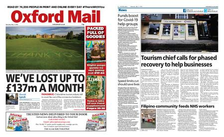 Oxford Mail – May 02, 2020