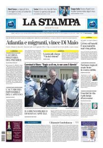 La Stampa Torino Provincia e Canavese - 17 Giugno 2020