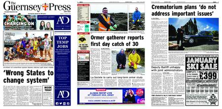 The Guernsey Press – 07 January 2019