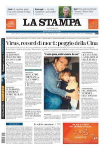 La Stampa Imperia e Sanremo - 19 Marzo 2020
