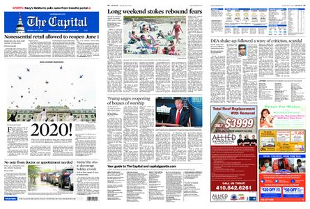 The Capital – May 23, 2020