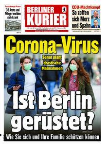Berliner Kurier – 26. Februar 2020