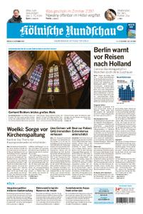 Kölnische Rundschau Wipperfürth/Lindlar – 18. September 2020