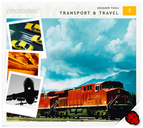 Photodisc Designer Series Vol. 7 - Transport & Travel