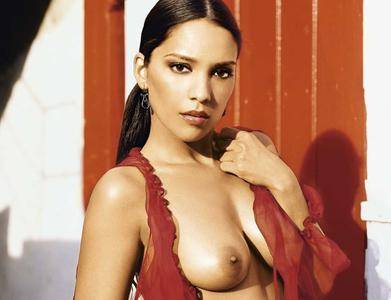 Leonor Perez - German Playmate of the Month for January 2008
