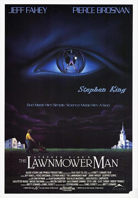The Lawnmower Man [Director's Cut] / Газонокосильщик [Режиссерская версия] (1992)