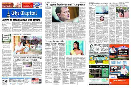 The Capital – August 14, 2018