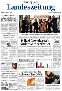 Thüringische Landeszeitung – 25. April 2019
