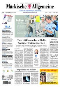 Neue Oranienburger Zeitung - 13. September 2019