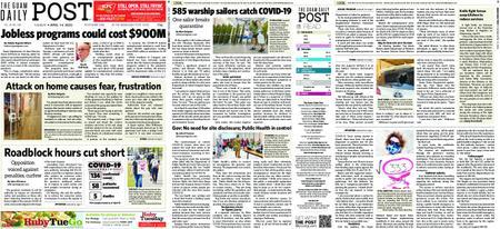 The Guam Daily Post – April 14, 2020