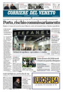 Corriere del Veneto Padova e Rovigo – 19 giugno 2020