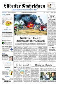 Lübecker Nachrichten Ostholstein Süd - 15. August 2018