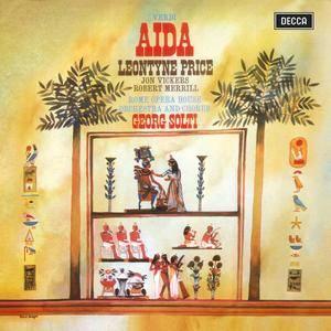 Georg Solti - Verdi: Aida (1962/2017) [Official Digital Download 24/96]