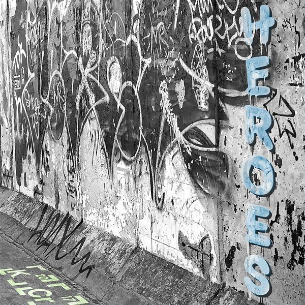King Crimson - Heroes (Live in Europe 2016) - EP (2017) [Official Digital Download]