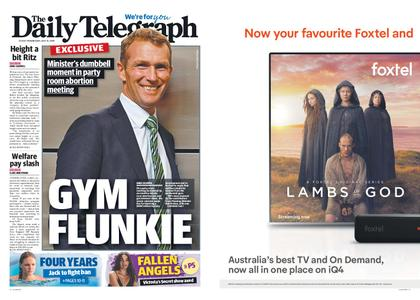 The Daily Telegraph (Sydney) – July 31, 2019