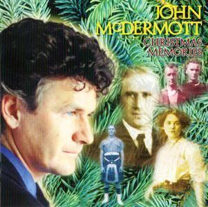 John McDermott - Christmas Memories (1994) {2008, Reissue}