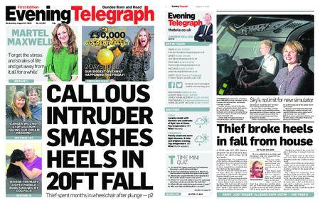 Evening Telegraph First Edition – August 15, 2018