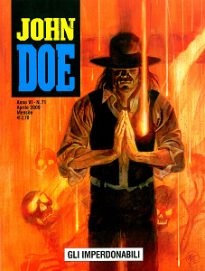John Doe - Volume 71 - Gli Imperdonabili