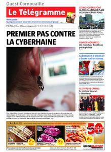 Le Télégramme Ouest Cornouaille – 16 mai 2019