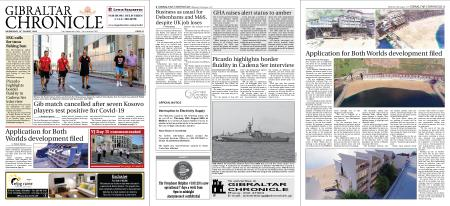 Gibraltar Chronicle – 19 August 2020